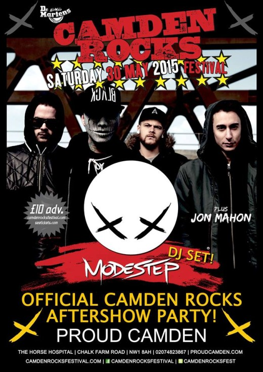 AFTERSHOW MODESTEP DJ SET